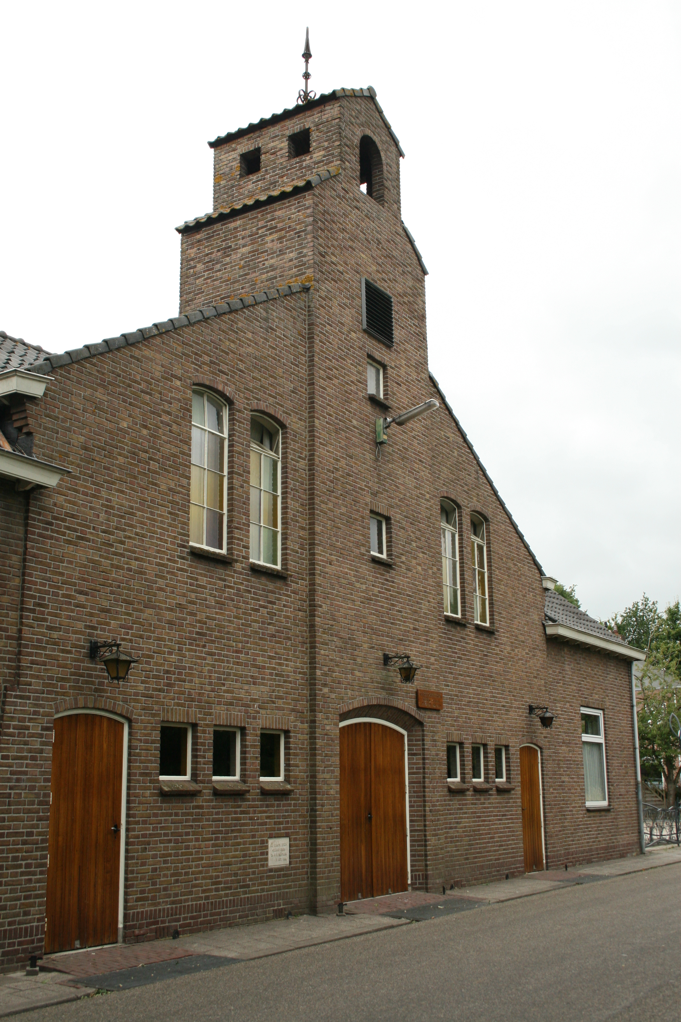 Ds. A. de Braak
